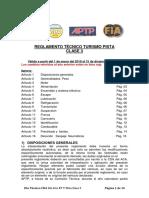 Reglamento Tecnico Clase3 2018