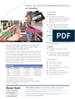 Wdc Inand Mc Em131 Product Brief