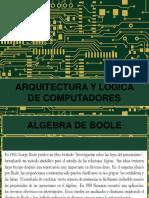 Arquitetura y Logica de Computadores