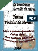 formatura educaçao infantil 2010.pptx