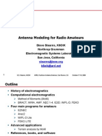 Antenna Modeling for Radio Amateurs