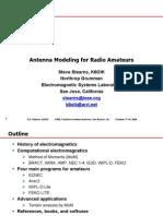 Antenna Modeling for Radio Amateurs