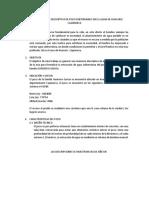 AVANCE DE MEMORIA DESCRIPTIVA DE POZO SUBTERRANEO EN EL LUGAR DE HUACARIZ.pdf