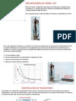 Presentación  Transistores Bjt