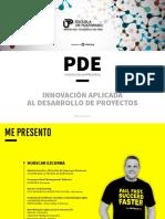 Sesion 1 Pde Innovacion Empresarial