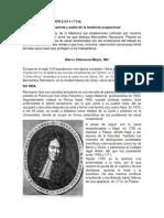 3. Historia de Bernardo Ramazzini