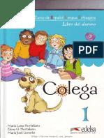 Colega 1 Libro del alumno.pdf