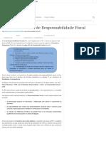 entendendo a lei de responsabilidade fiscal