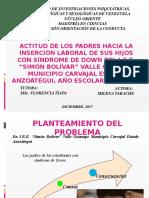 INSERSION LABORAL DE PERSONAS CON DISCAPACIDAD