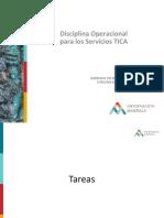 Disciplina Operacional TICA