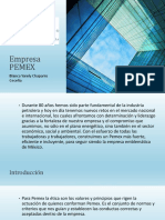 Presentación PEMEX Etica