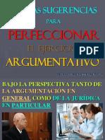 2) Reglas Para Argumentar