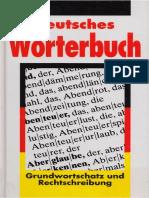 Deutsches Wörterbuch - Grundwortschatz und Rechtschreibung (1994)
