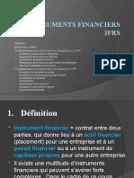 Instruments Financiers - IfRS - A-2010