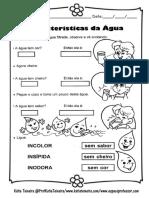 atividades sobre a água.pdf