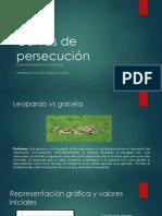 Curvas de Persecución