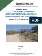 Estudio Hidrologia y Drenaje v2 Vf