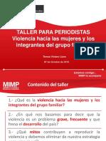 tallerperiodistas-violenciadegenero
