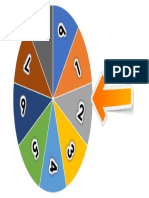 1-9 Number Wheel