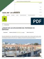 ¿Cuáles son las aplicaciones del postensado en edificios_.pdf
