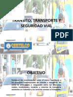 CURSO TRANSITO, TRANSPORTE Y SEGURIDAD VIAL.pptx
