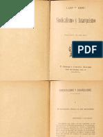Luigi Fabbri - Sindicalismo y Anarquismo