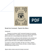 Licuc Lenormand - Pequeño Libro Blanco