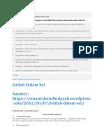 Istilah dan fakta Biologi.docx