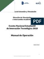 Manual de Operacion ENEIT 2018
