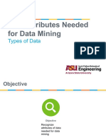 Types of Data in Data Mining