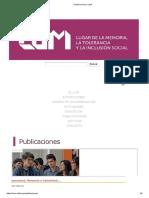 Publicaciones _ LUM