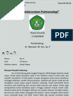 Tutorial Paru - Efusi Pleura, Pneumothorax, Gagal Nafas
