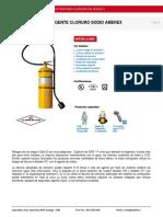 Extintor Cloruro de Sodio Amerex