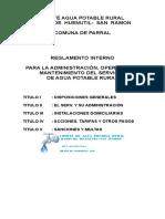 Reglamento Interno de Funcionamiento Servicio a.P.R..Doc
