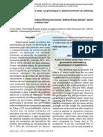 Ação de aminoácidos de peixe na germinação e desenvolvimento de plântulas