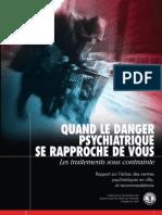 Quand Le Danger Psychiatrique Se Rapproche de Vous French