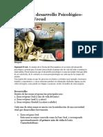 Sigmund Freud Teoría del desarrollo Psicológico