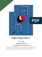 Yiquan Course V