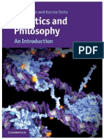 [Cambridge Introductions to Philosophy and Biology 4] Paul Griffiths, Karola Stotz - Genetics and Philosophy_ an Introduction (2013, Cambridge University Press)