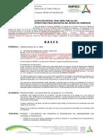 BASES Licitación PUB 004-2019