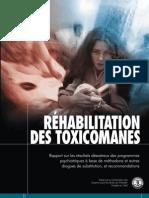 Réhabilitation des Toxicomanes French