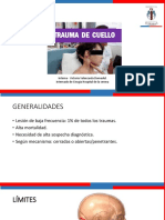 Trauma Cervical MIO