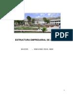 Estructura Empresarial de Ancash_huaraz y Chimbote
