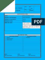 Modelo de Perfil Coordinacion Administrativa y Finaciera