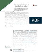 Visual Accessibility in Graphic Design