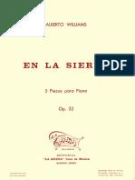 WILLIAMS, A. - En la Sierra Op. 32.pdf