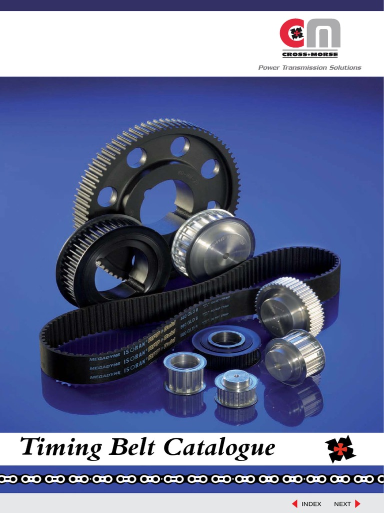 """0.2/"""" Free Del Pitch Timing Belt 0.75/"""" Wide 19/"""" Long 190-XL-075 XL Section"""