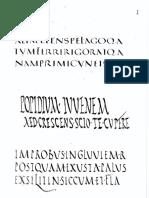 Paleografía Latina