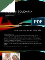 ACCION SOLIDARIA Carlos Feernando