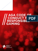 AGA Code of Conduct for Responsible Gaming_Final 7.27.17